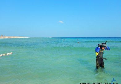 Marsa Alam Abu Dabbab - Starting Snorkeling