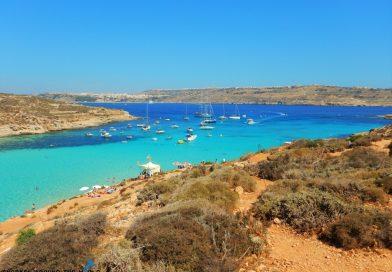 Mediterranean Sea - Blue lagoon - Malta