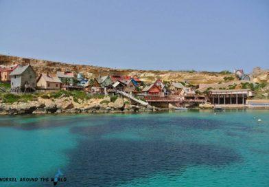 Mediterranean Sea - Popey Village - Malta