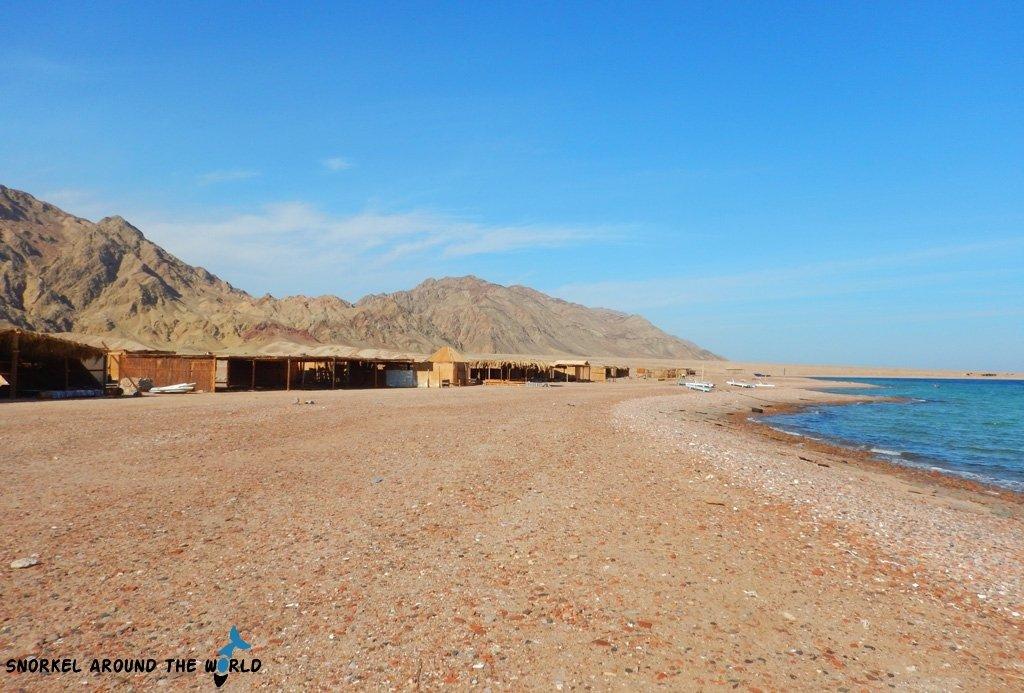 Ras Abu Galum National Park Egypt