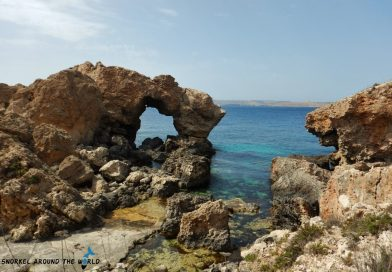 Secret Bay on Malta