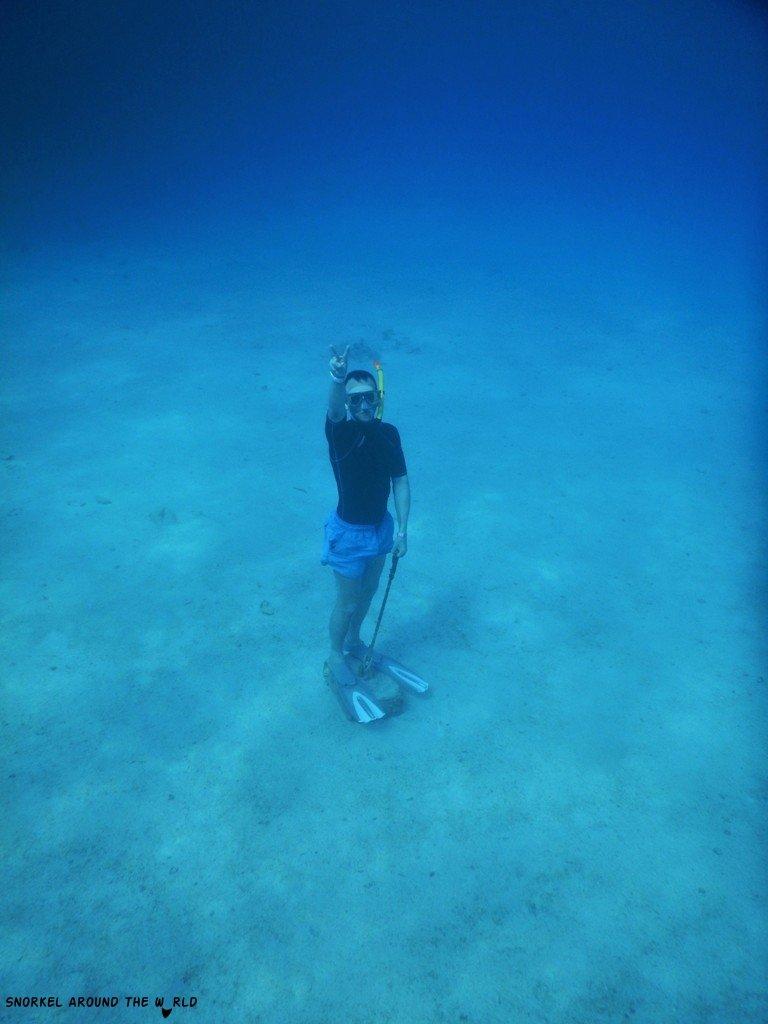 Sharm El Sheikh - Snorkeling is fun