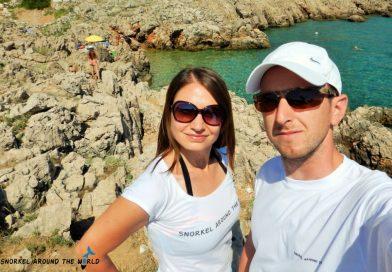 Snorkel trip to Krk