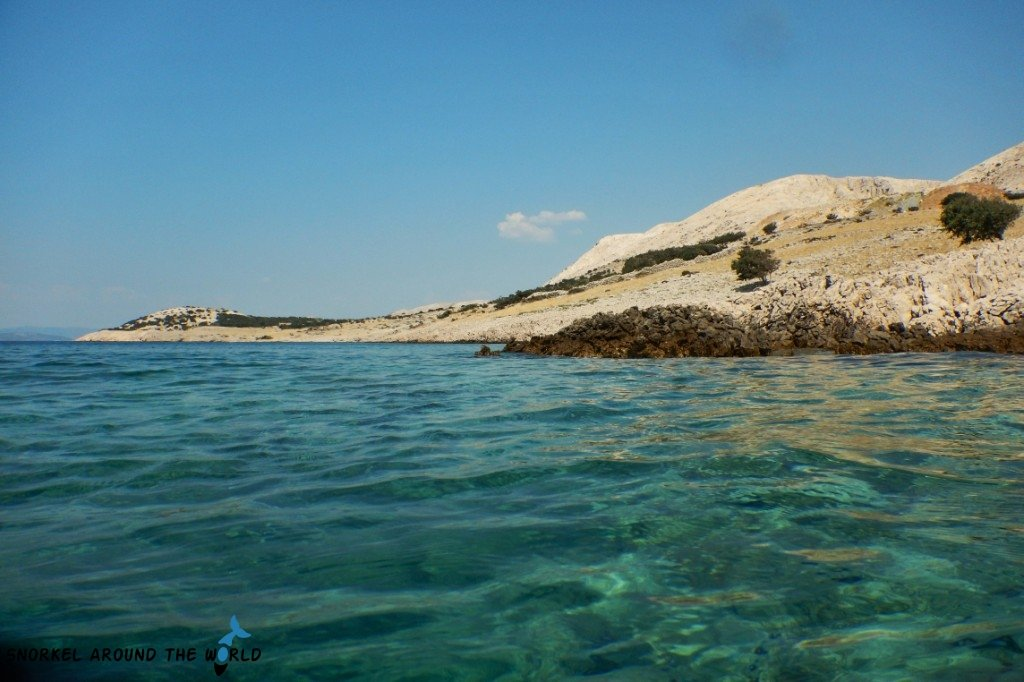 Stara Baska Croatia Krk Island