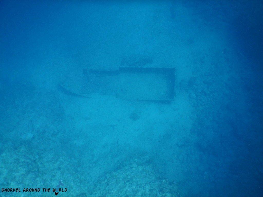 Sv Marak Krk Island wreck