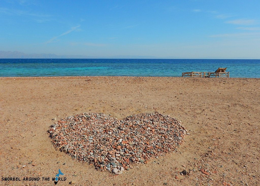 The heart of the sea - Abu Galum
