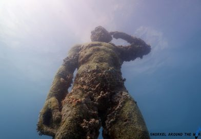 Cancun - Underwater museum