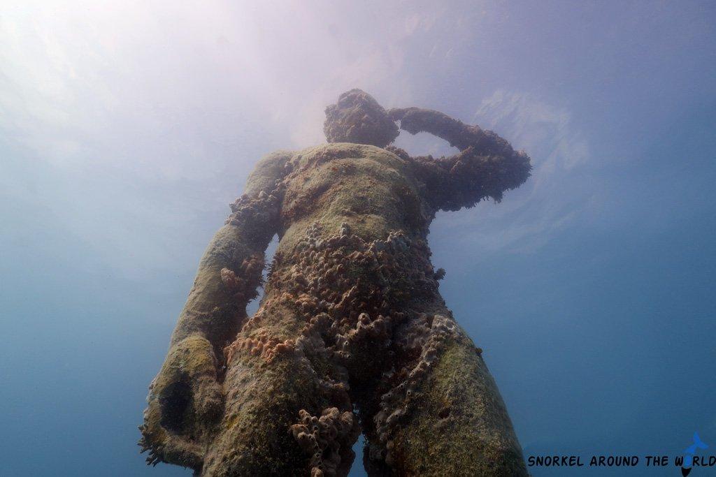 Cancun - Underwater museum