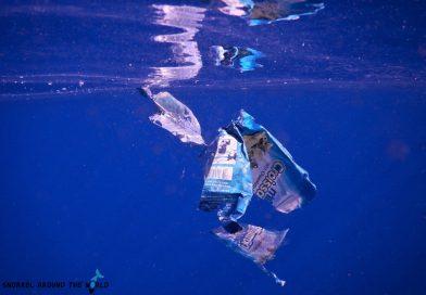 Sea trash