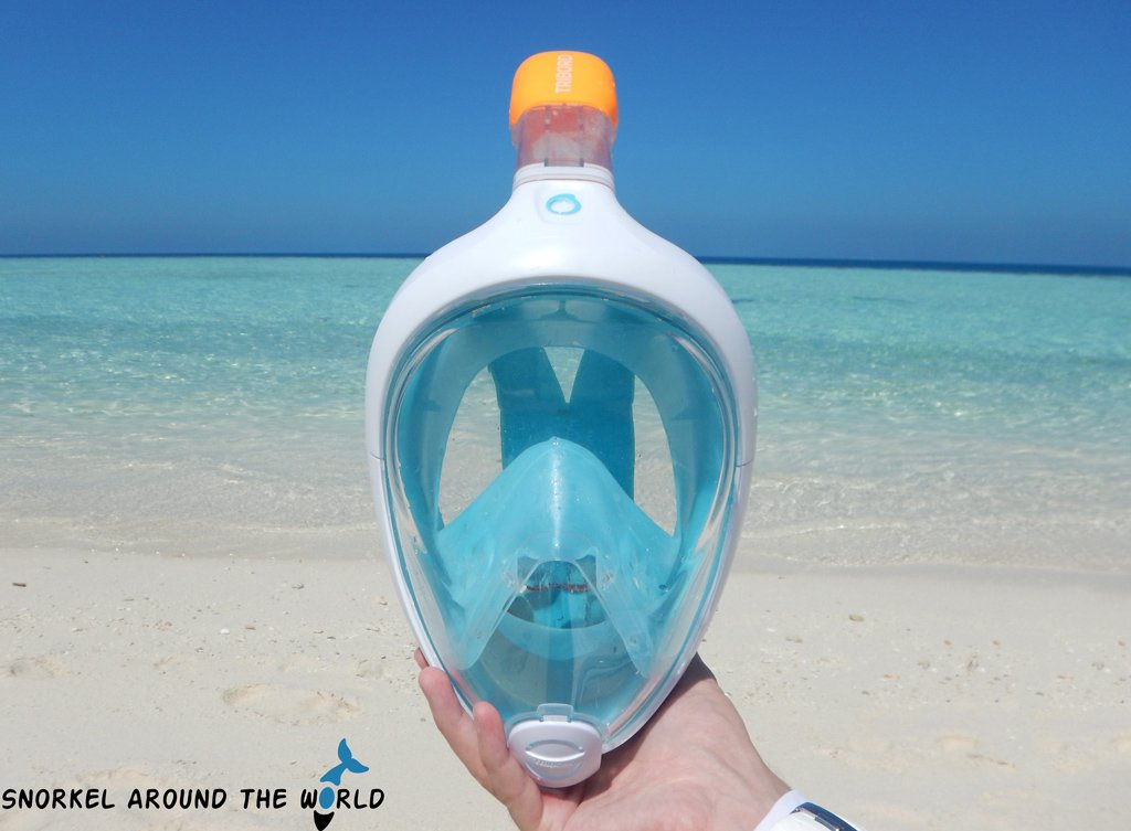 Subea snorkeling mask