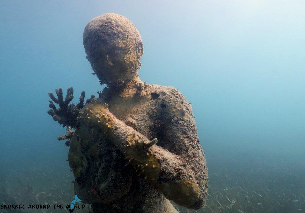 Underwatermusa Cancun