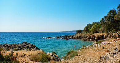Where to snorkel on Krk Croatia