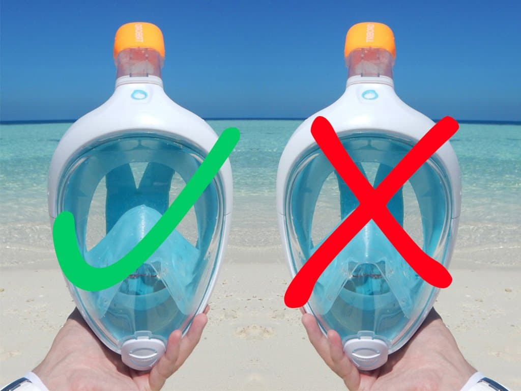 Is full face snorkel mask really dangerous? Concerns, hazards, facts