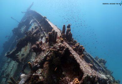 Malmok Beach Wreck