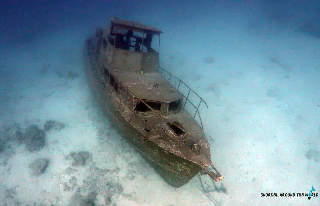 Wreck Aruba Mangel Halto