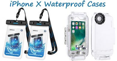 Best waterproof case for iPhone X – Underwater cases for snorkeling