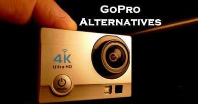 GoPro alternativ cheap action cameras