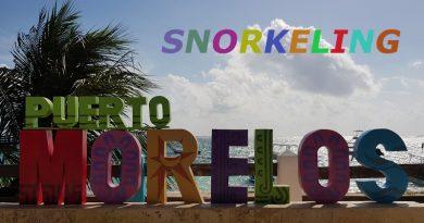 Snorkel in Puerto Morelos
