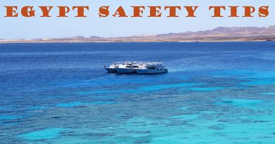 Egypt safety tips