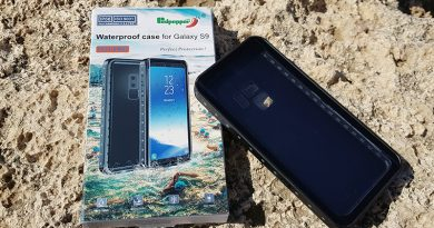 Samsung waterproof case review – Galaxy S9