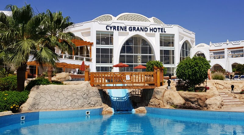 Cyrene Grand Hotel index