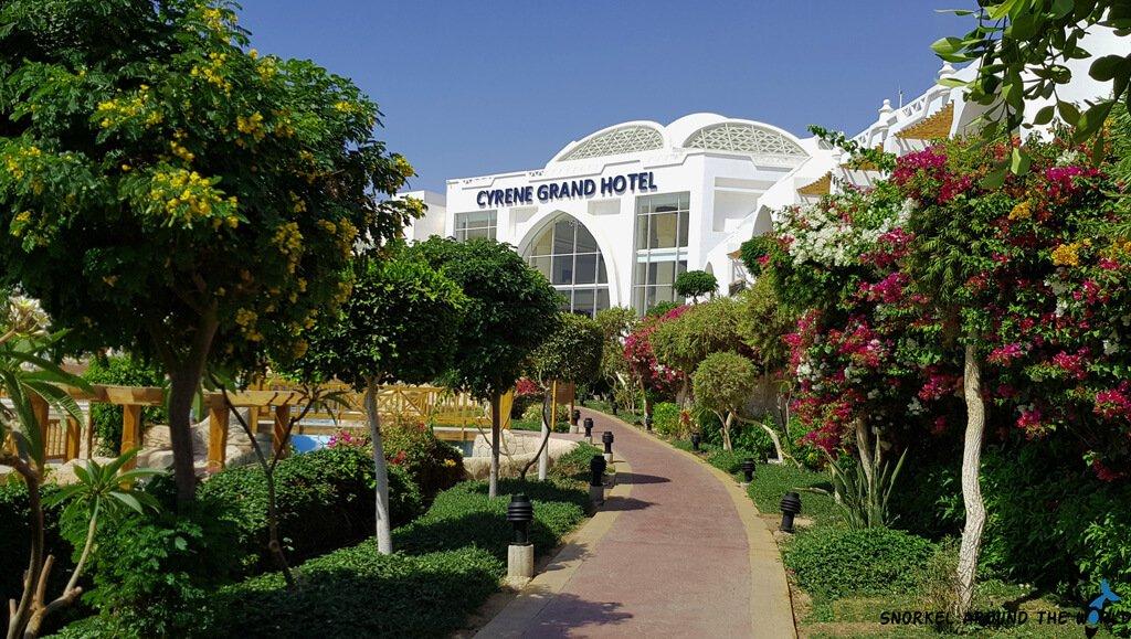 Cyrene Grand Hotel Sharm el Sheikh