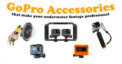 10 GoPro accessories for the best underwater footage