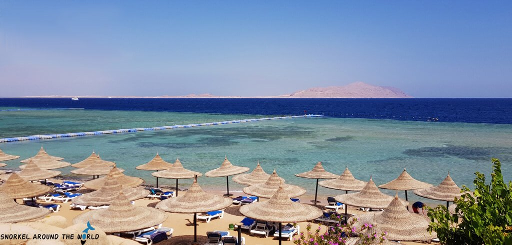 Ras Nasrani - Tiran Island - Sharm el Sheikh