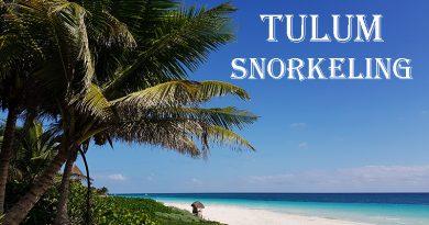 Tulum snorkeling