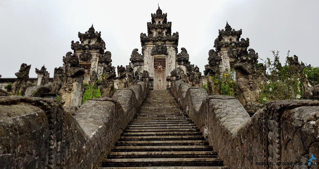 Pura lempuyang luhur temple Bali