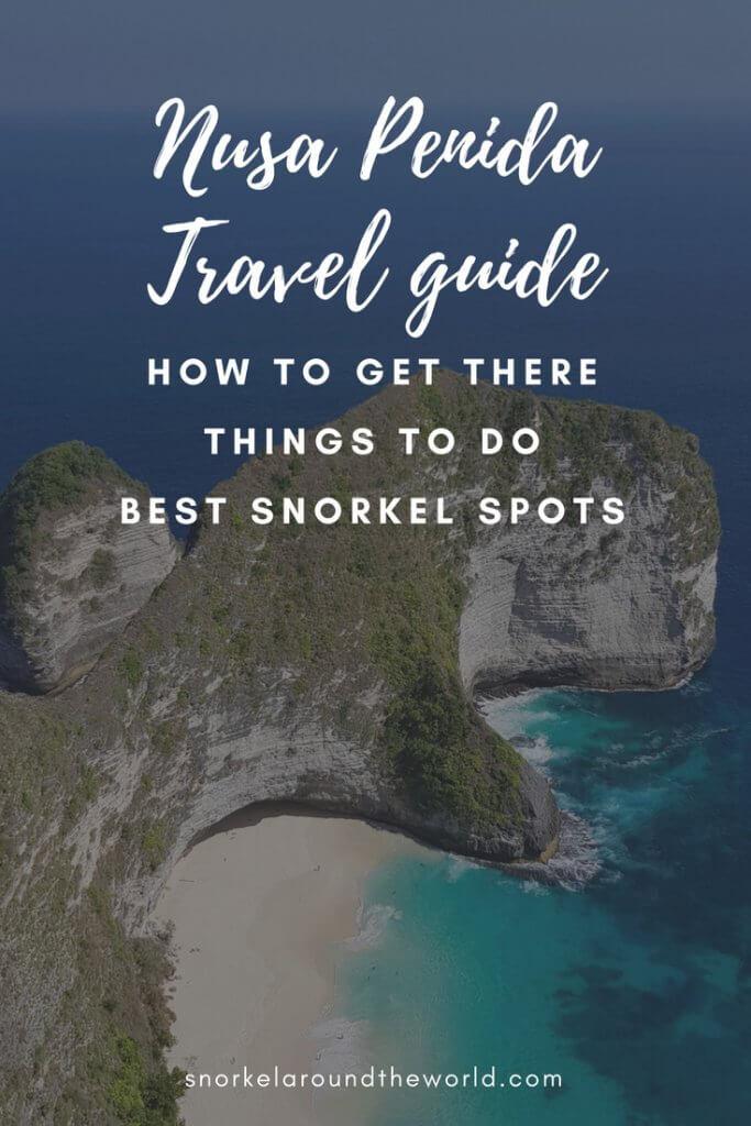 Nusa Penida travel guide Bali PinMe