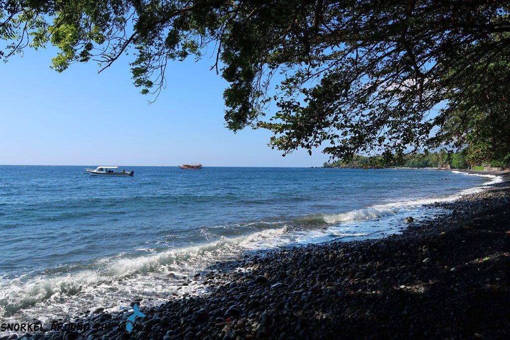 Beach in Tulamben