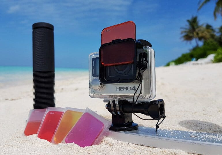 Camkix red filter for gopro