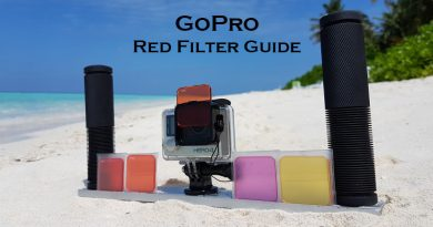 GoPro red filter – Why and how to use it?