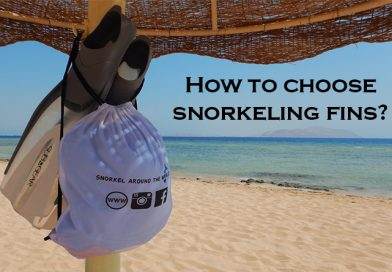 Snorkeling fins – How to choose the best one