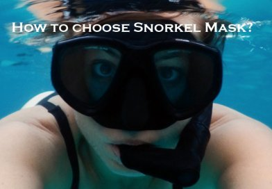 Snorkel Mask – How to choose the best one?