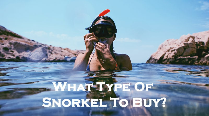 Best dry and semi-dry snorkels