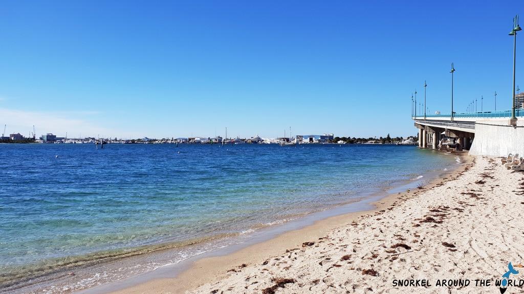 Phil Foster Park beach