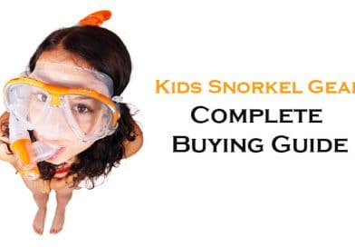 Snorkel gear for kids guide – What equipment children need for snorkeling?