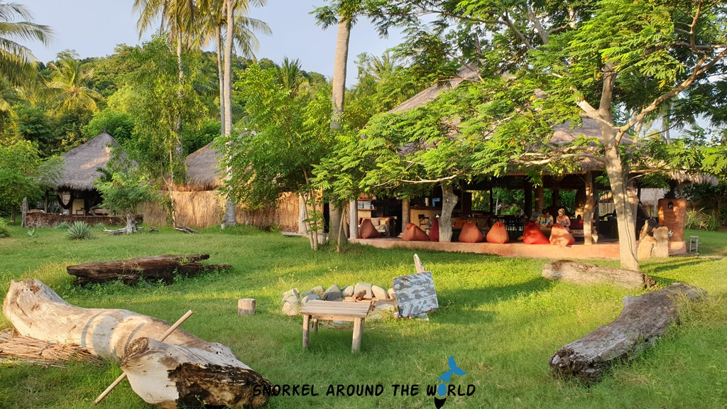Eco Lodge Hotel and Restaurant - Gili Asahan