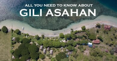 Everything about Gili Asahan