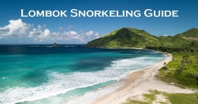 Lombok snorkeling - Mekaki beach