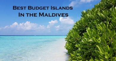 Best Maldives budget islands