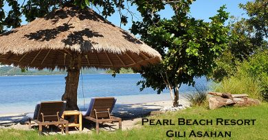 Pearl Beach Resort Gili Asahan – Tropical paradise in Lombok