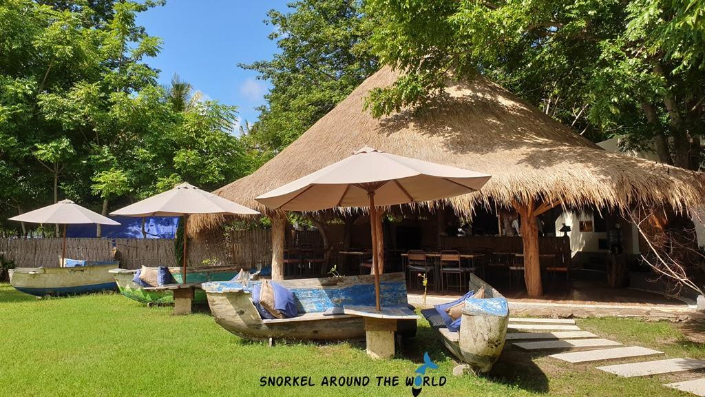 Restaurant Pearl Beach - Gili Asahan