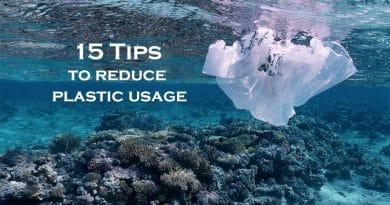 15 easy ways to reduce plastic