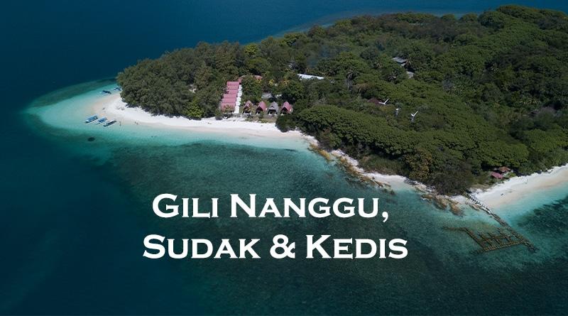 Gili Nanggu Island hopping