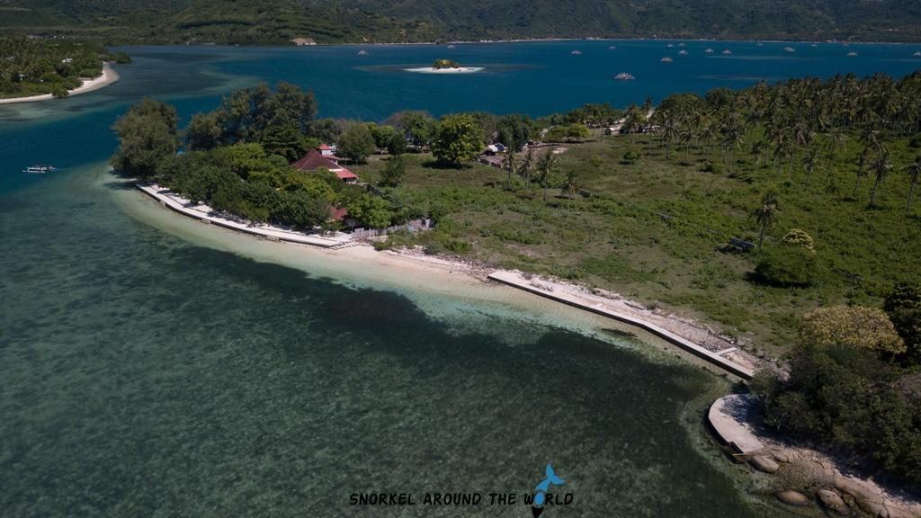 Gili Sudak Island