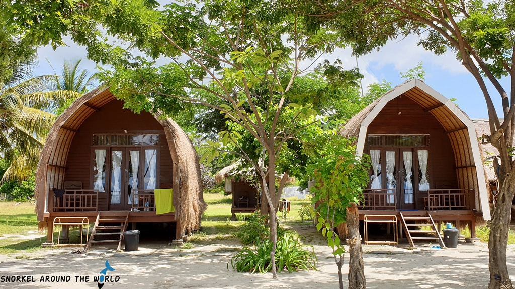 Layar - Beach bungalows