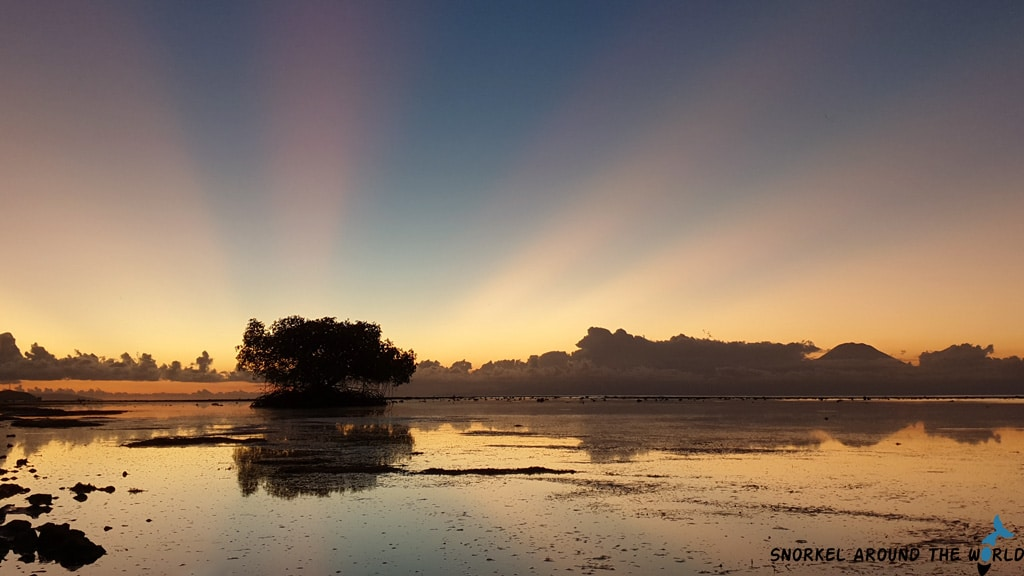Sunset Gili Layar